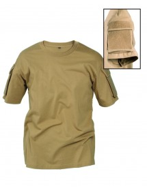 Tricou Tactic Coyote