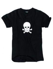 Tricou Skull Negru