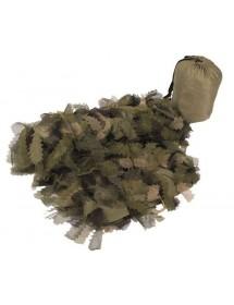 Sistem Camuflaj Ghillie Woodland Oak Leaf 200x200 cm