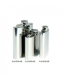 Plosca Inox 4 OZ (110 ml)