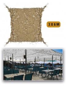 Plasa de Camuflaj 3x6 m...