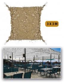 Plasa de Camuflaj Desert...
