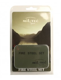 Set Fire Steel Box