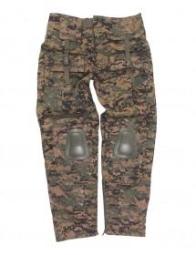 Pantaloni Warrior Woodland...