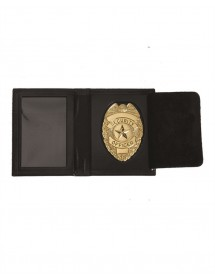 Portofel Piele Officer Gold