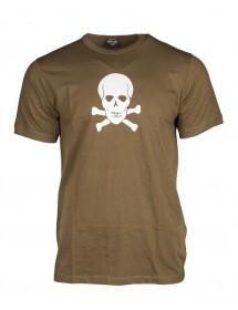 Tricou Skull Oliv