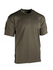 Tricou Tactical Quick Dry Oliv