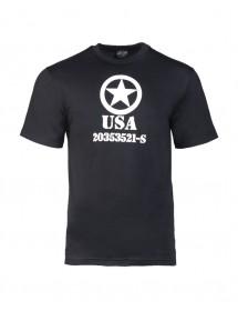Tricou Allied Star Negru