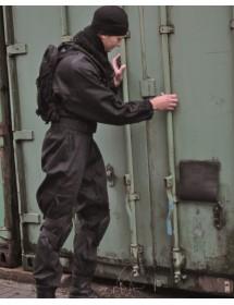 Combinezon SWAT Negru