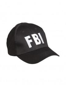 Sapca Baseball FBI