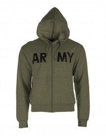 Hanorac Jogging Army Oliv