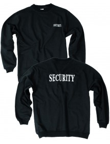Bluza Security Neagra - Promo