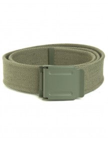 Curea Safety Buckle 40 mm Oliv