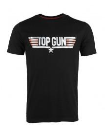 Tricou Top Gun Negru