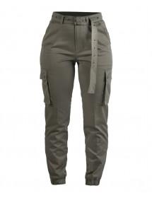 Pantaloni Dama Army Oliv