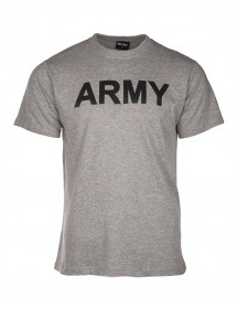 Tricou ARMY Gri