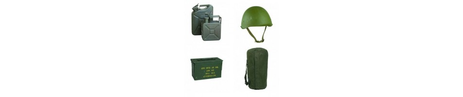 SURPLUS MILITAR